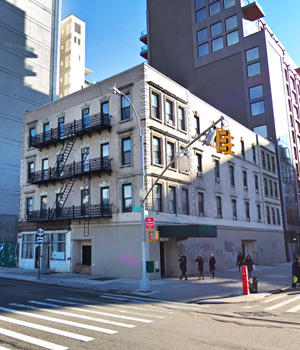 The Chelsea Highline Hotel at 184 11th Avenue (Credit: Google Maps)