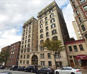 Imperial Court Hotel at 307 West 79th Street (Credit: Google Maps)