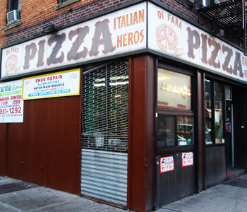 Di Fara Pizza at 1424 Avenue J in Brooklyn (Credit: Wikipedia)