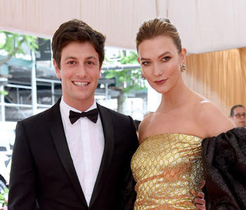 Josh Kushner and Karlie Kloss (Credit: Getty Images)