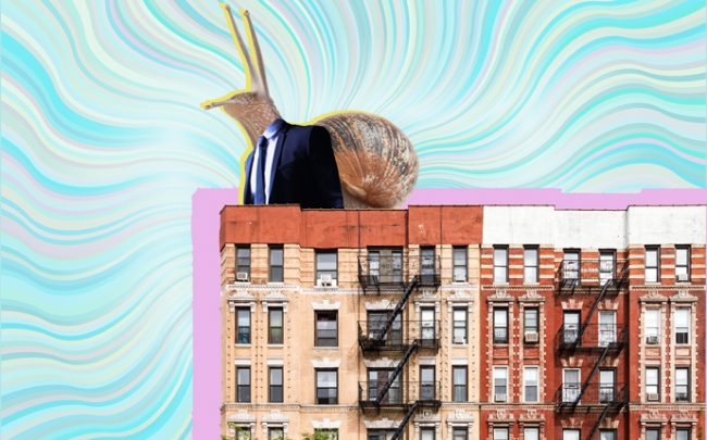Real Capital Analytics data showed that New York's multifamily market had a very slow July. (Credit: iStock)