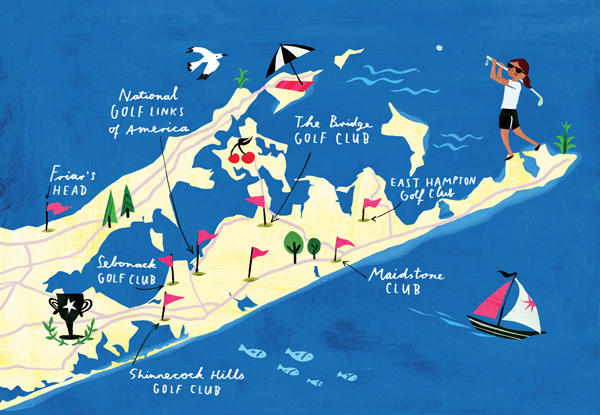 Golf Courses That NYC Real Estate Execs Pay Top Dollar For