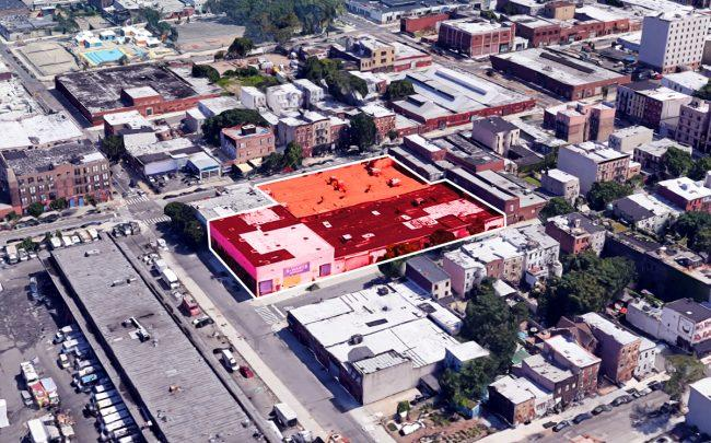 An aerial of 469 President Street, 473 President Street, 514 Union Street (Credit: Google Maps)