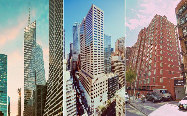 Biggest Manhattan Real Estate Loans August 2019