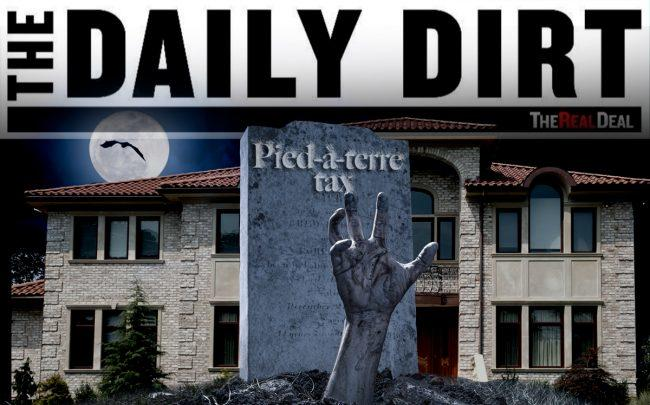 A tax much-derided by the real estate industry may rise from the dead. (Credit: iStock)