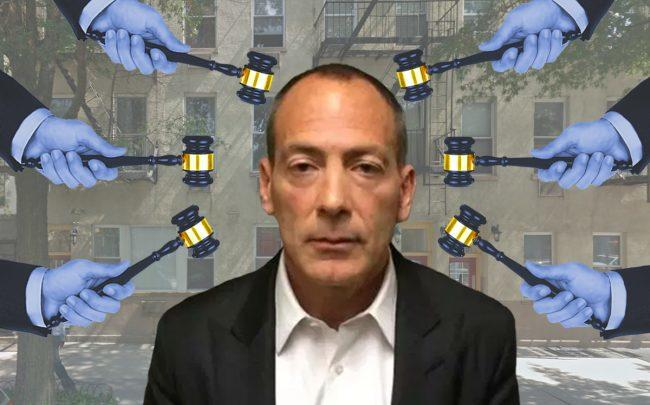 Steve Croman and 566 Hudson Street (Credit: Google Maps, iStock)