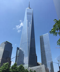 One World Trade Center (Credit: Wikipedia)