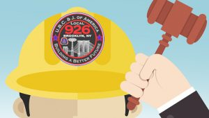 United Brotherhood of Carpenters is hosting a hearing about Local 926 (Credit: iStock)