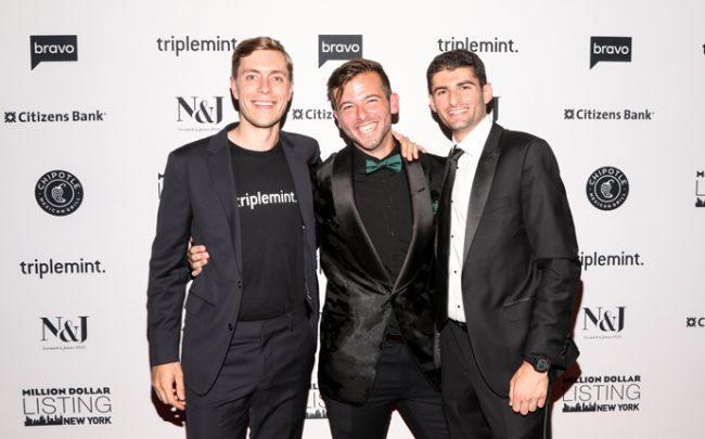 David Walker, Tyler Whitman and Philip Lang (Credit: Jonathan Grassi)