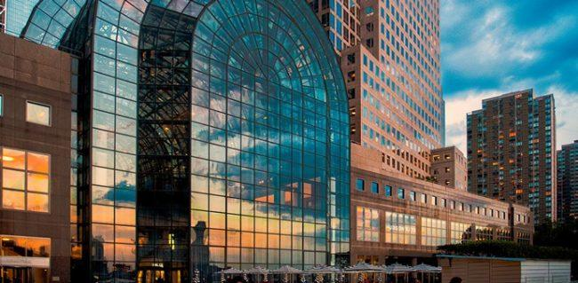 Brookfield Place at 230 Vesey Street (Credit: Brookfield Place)