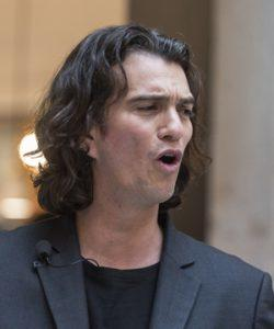 WeWork CEO Adam Neumann (Credit: Getty Images)
