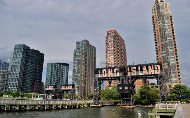 Long Island City (Credit: Joe Mabel via Flickr)