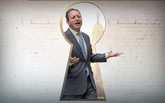 Council member Brad Lander (Credit: iStock and Getty Images)