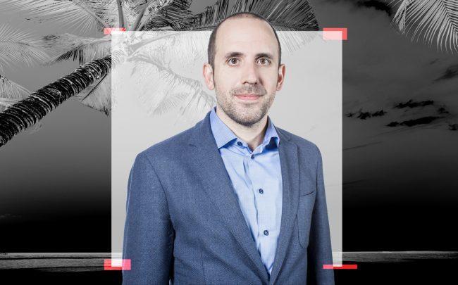 Vacasa CEO Eric Breon (Credit: Vacasa)