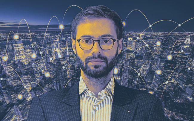 Igluu co-founder and CEO Martin Mucha (Credit: iStock, Linkedin)