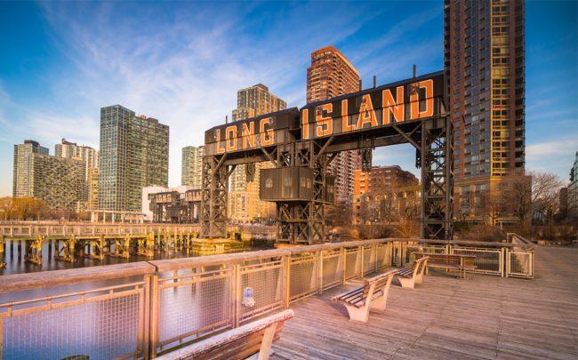 Long Island City, Queens (Credit: iStock)