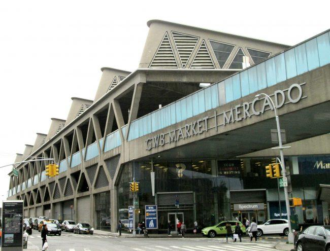 George Washington Bridge Bus Station