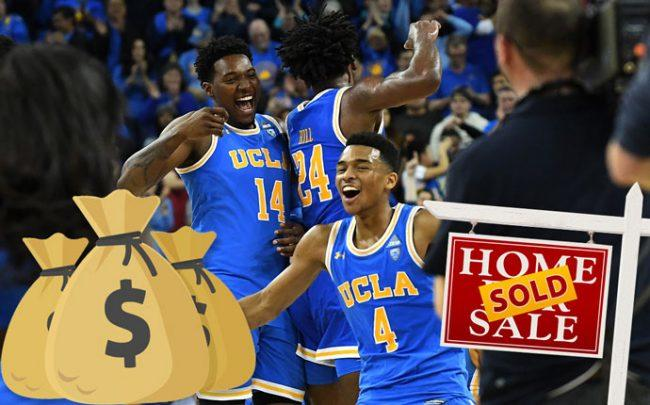 UCLA Basketball (Credit: Getty Images and iStock)