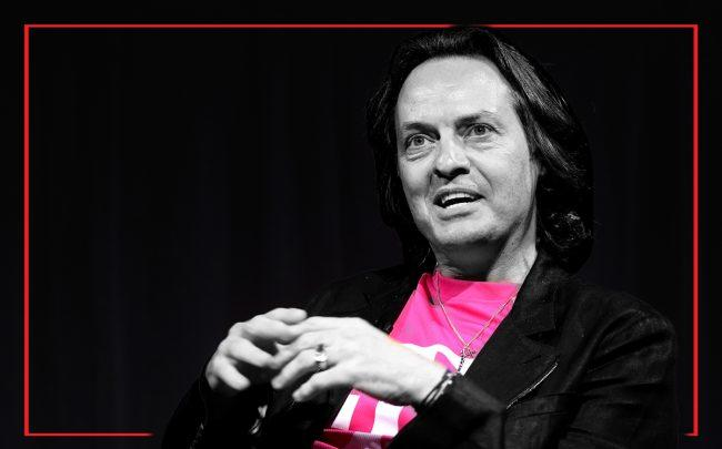 WeWork courts T-Mobile's John Legere for CEO spot