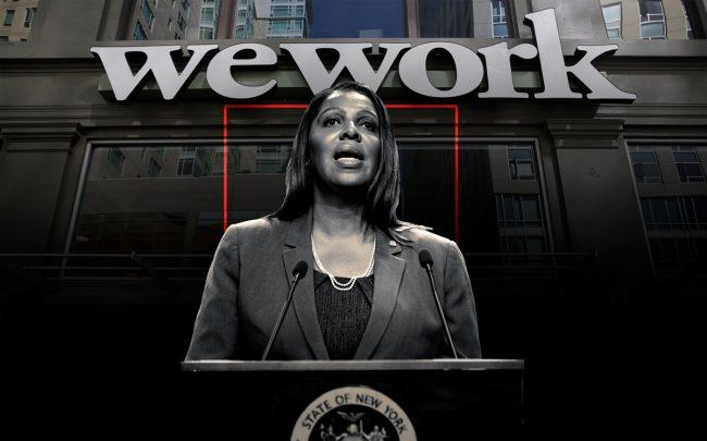 Attorney General Letitia James (Credit: Getty Images)