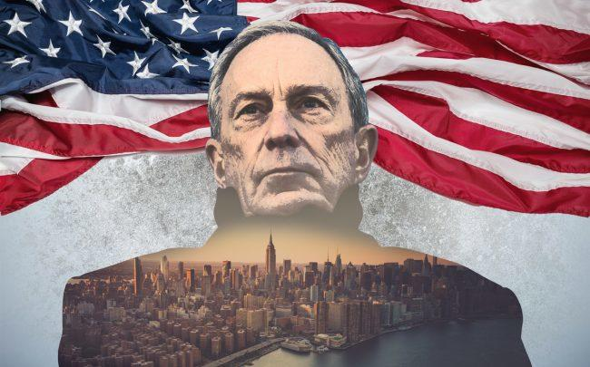 Michael Bloomberg (Credit: Getty Images, iStock)