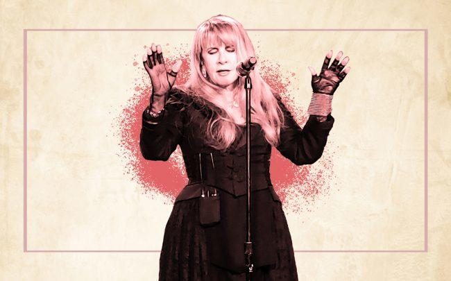 Stevie Nicks (Credit: Getty Images)