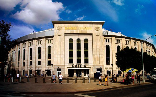 Yankee Stadium at 1 East 161 Street in the Bronx (Credit: iStock)
