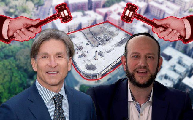 Arden Group CEO Craig Spencer, Hello Living CEO Eli Karp and 4650 Broadway (Credit: Google Maps, iStock)