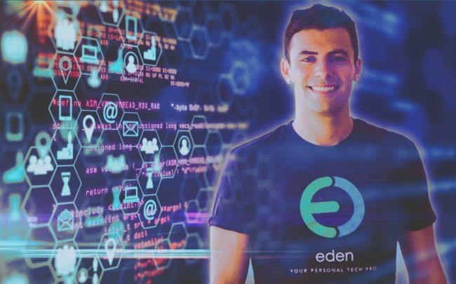 Eden CEO Joe Du Bey (Credit: iStock)