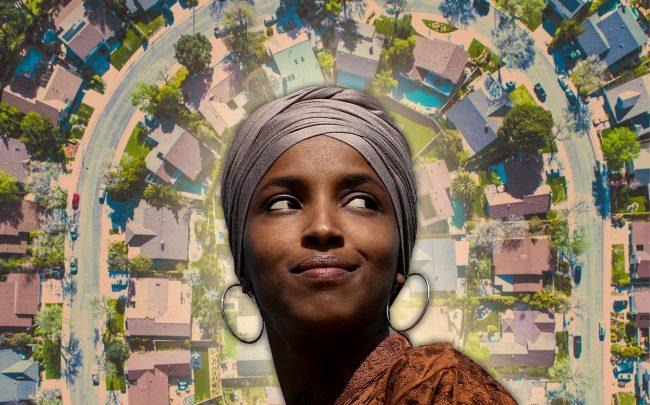 Rep. Ilhan Omar (Credit: Getty Images, iStock)