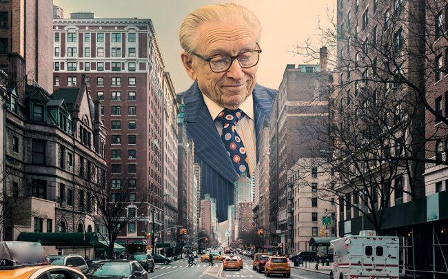 Larry Silverstein (Credit: Getty Images, iStock)