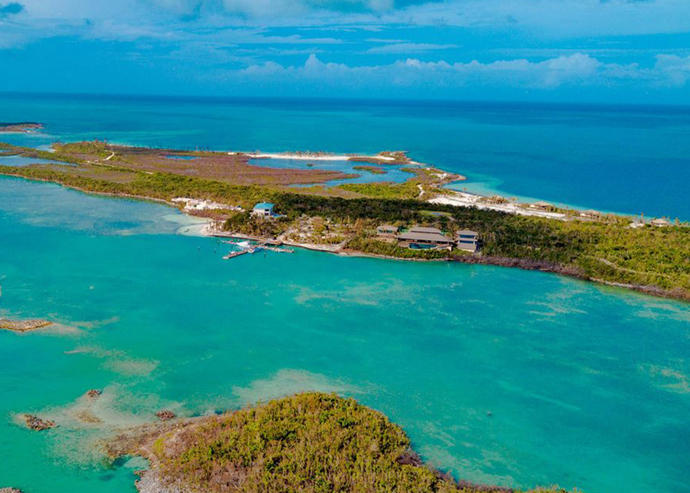 Bahamian islands owned by late coal billionaire ask $30M