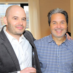 Joy Construction's Eli Weiss and Maddd Equities' Jorge Madruga