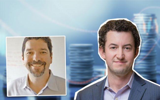 From left: Oren Zeev, Managing Director of Zeev Ventures; Drew Uher, CEO and founder of HomeLight