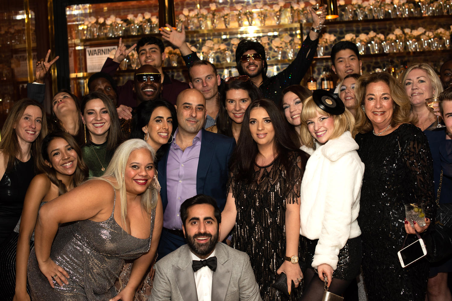 Platinum Properties Holiday Party 2019