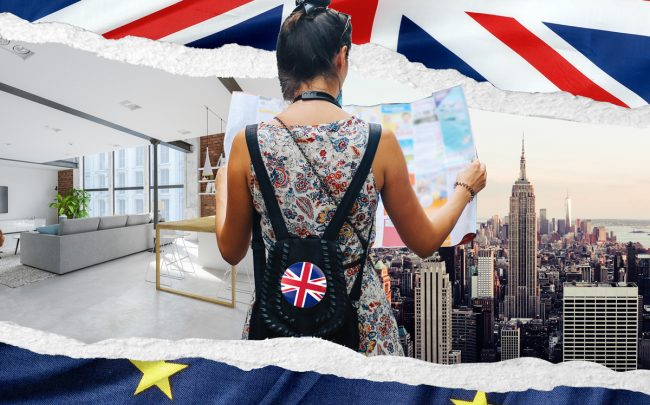 New York's real estate market has been feeling the impact of Brexit for several years (Credit: iStock)
