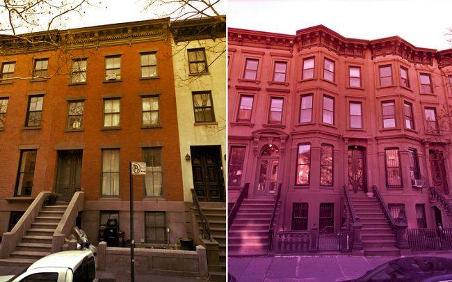 168 Amity Street and 130 Saint Marks Avenue in Brooklyn (Credit: Google Maps)