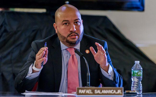 Council Council member Rafael Salamanca Jr. (Credit: Getty Images)
