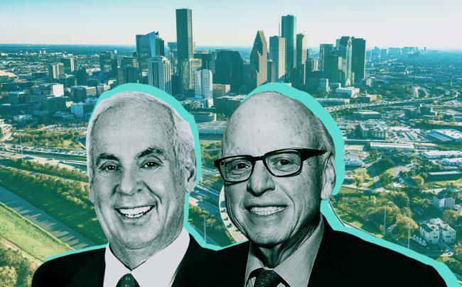 John Daugherty Realtor's CEO John Daugherty and Douglas Elliman chairman Howard Lorber (Credit: Getty Images, iStock)