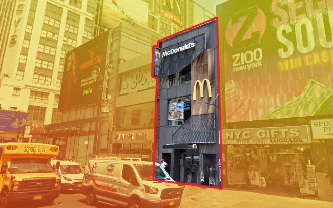 McDonald's at 429 Seventh Avenue (Credit: Google Maps)