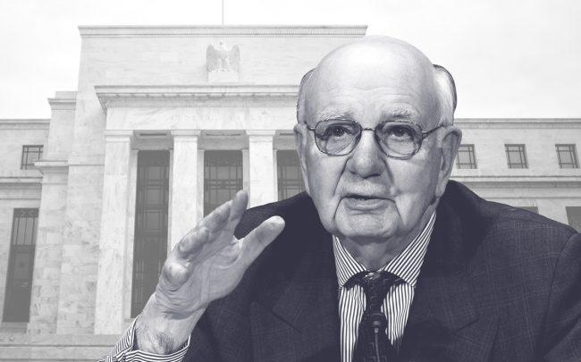 Paul Volcker (Credit: Getty Images)