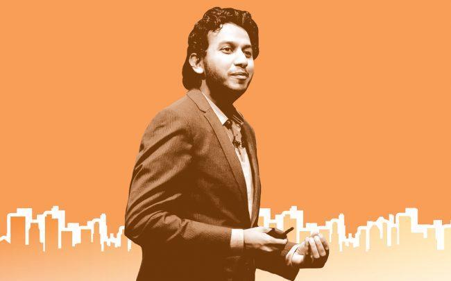 Oyo CEO Ritesh Agarwal (Credit: Getty Images)