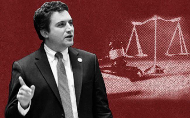 Democratic State Sen. James Skoufis (Credit: NY Senate)