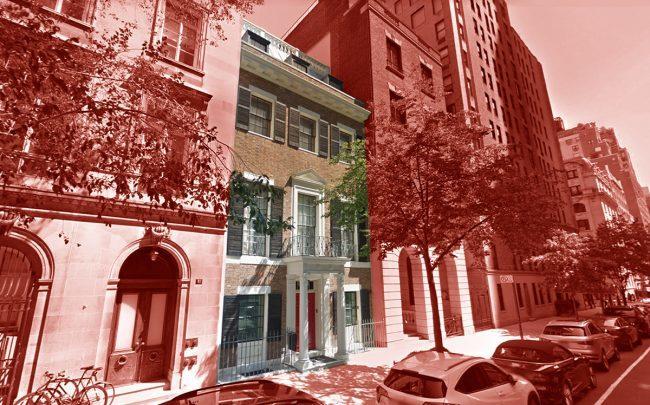 15 East 90th Street (Credit: Google Maps)