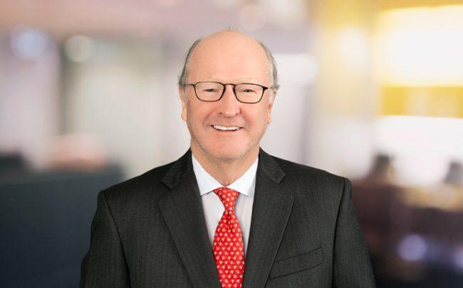 Savills vice chairman Peter Hennessy