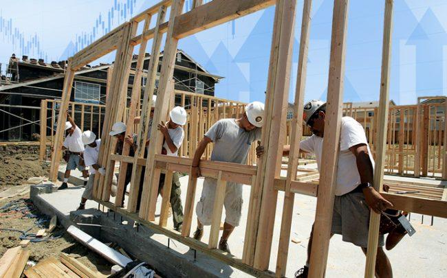 Housing starts exceeded estimates in November (Credit: iStock)
