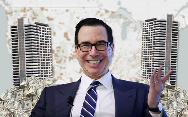 Steven Mnuchin (Credit: Getty Images and iStock)