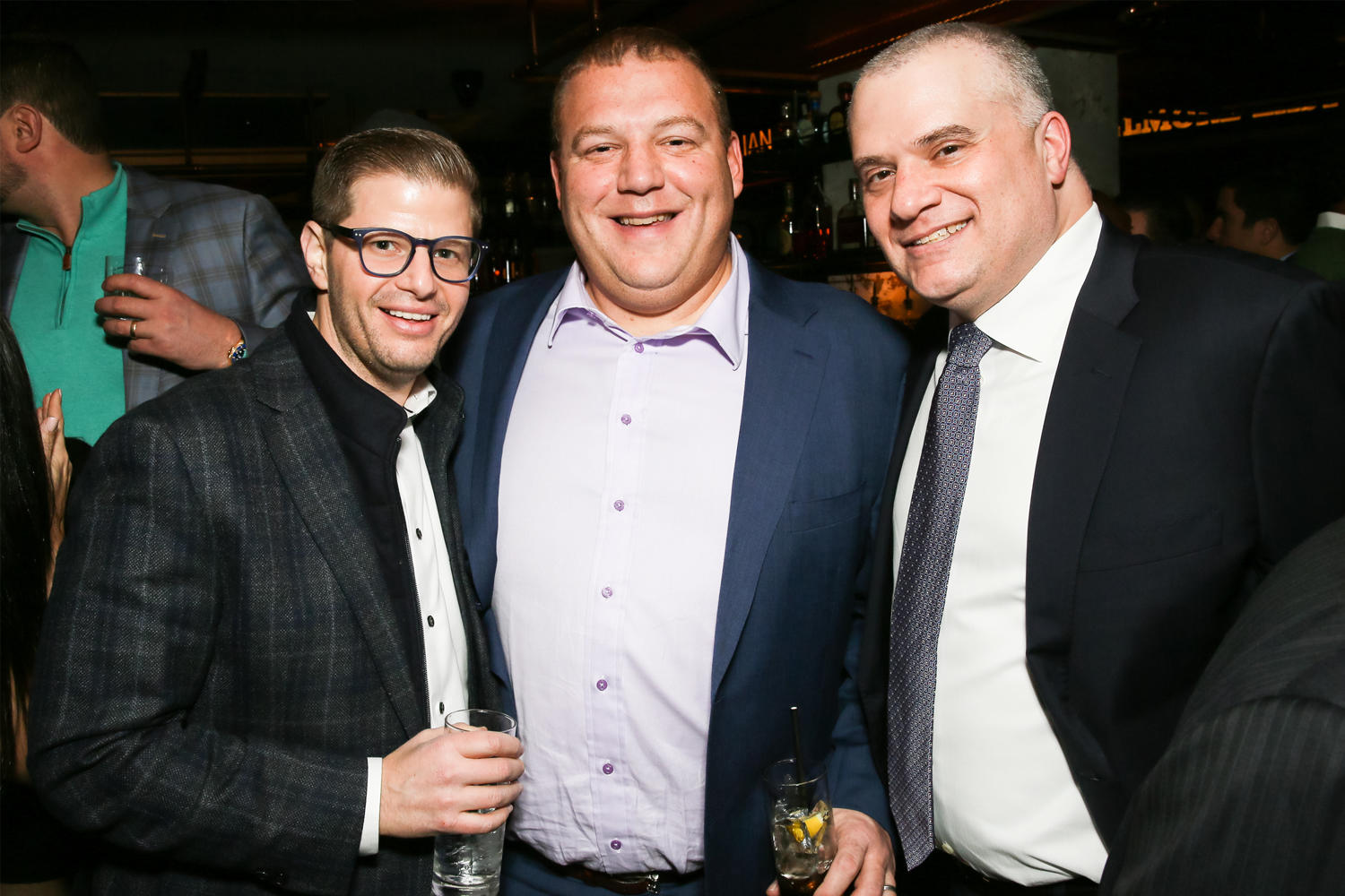 Madison Realty Capital Holiday Party 2019