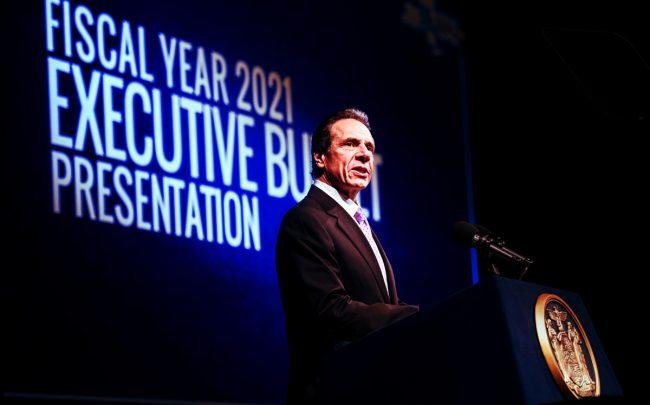 Governor Andrew Cuomo outlines strategies for the 2021 New York Budget (Credit: Flickr)