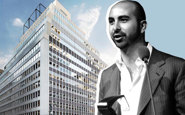 260 Madison Avenue and Sapir Organization's Alexi Sapir (Credit: Getty Images)
